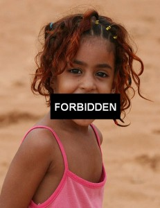 462px-Young_girl_in_Mauritania_Forbidden